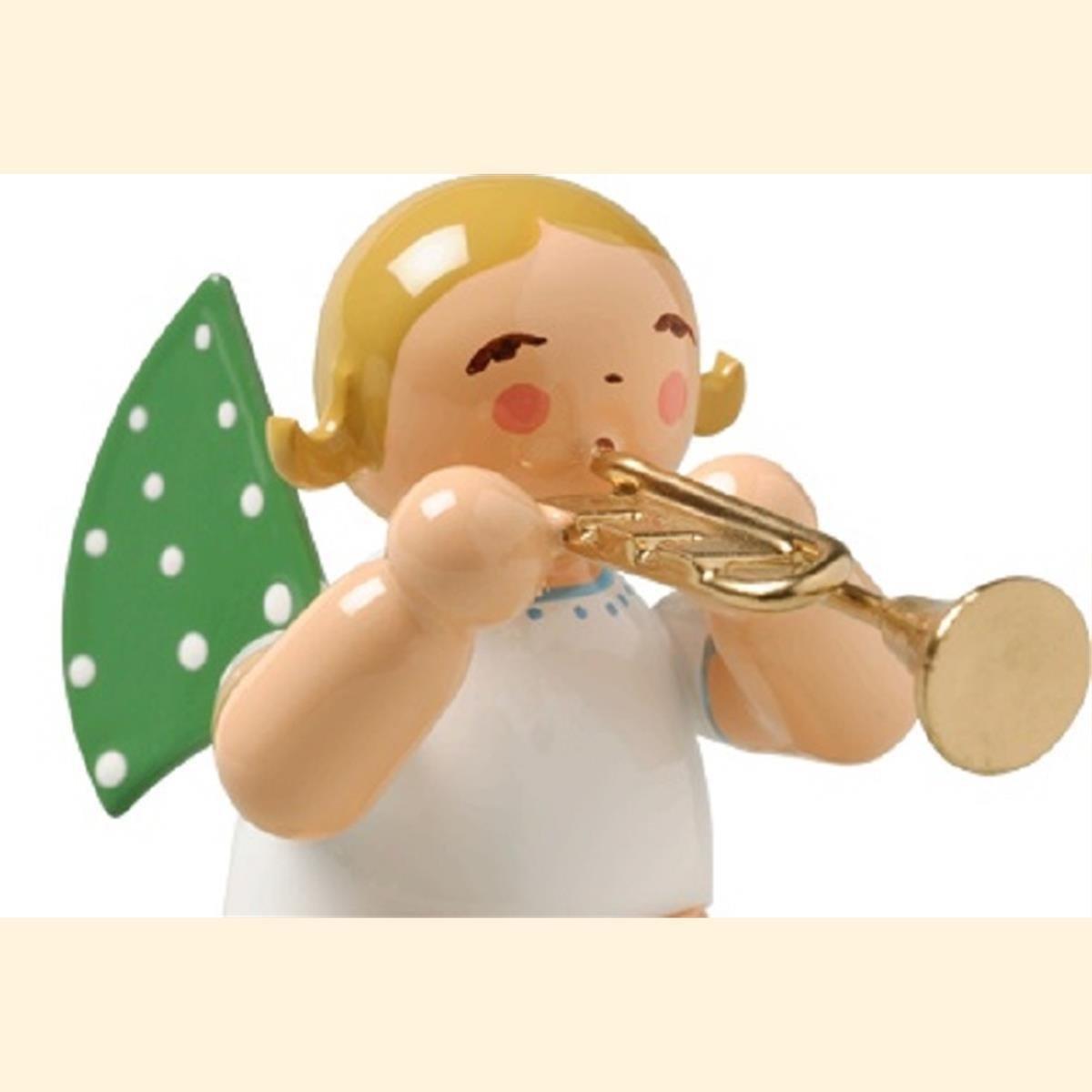 Wendt /& Kühn Engel mit Trompete Schwebend 650//130//36