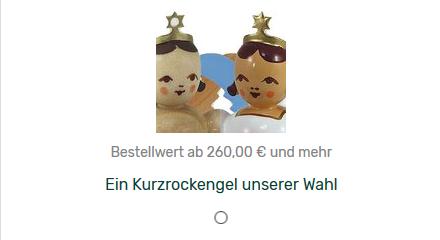 Kittys Geschenk ab 260€
